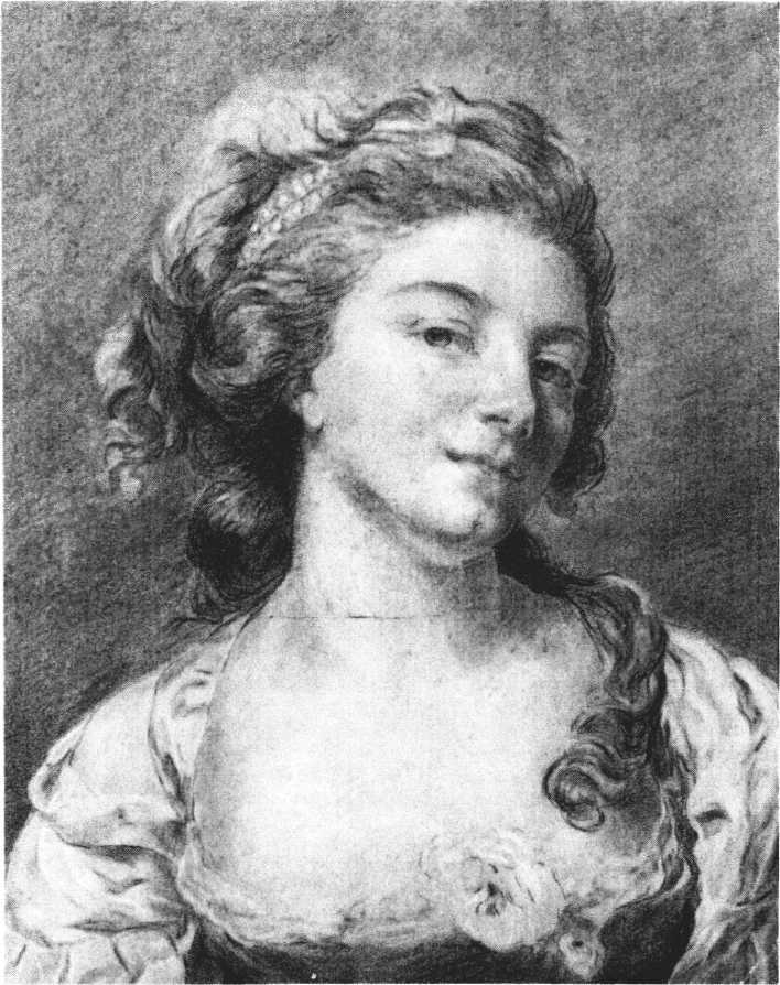 Adelaide Labille-Guiard's success at Versailles rivaled that of Mme.