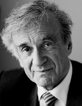 E l i e W i e s e l Elie Wiesel The Andrew W. Mellon Professor in the Humanities. University Professor at Boston University. This essay was translated from the French by Jamie Moore. I Hope So.
