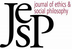 BY CHRIS HEATHWOOD JOURNAL OF ETHICS & SOCIAL PHILOSOPHY VOL.