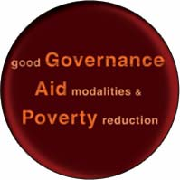 Good Governance, Aid Modalities and Poverty