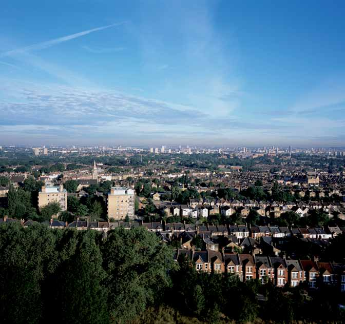 green infrastructure and open environments: the all london green grid