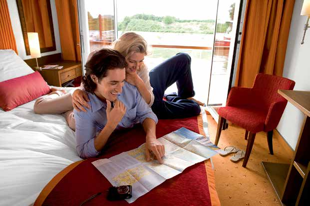 Accommodation Cabin Category F Cabin Category C/D You ll feel at home before your ship has even set sail As