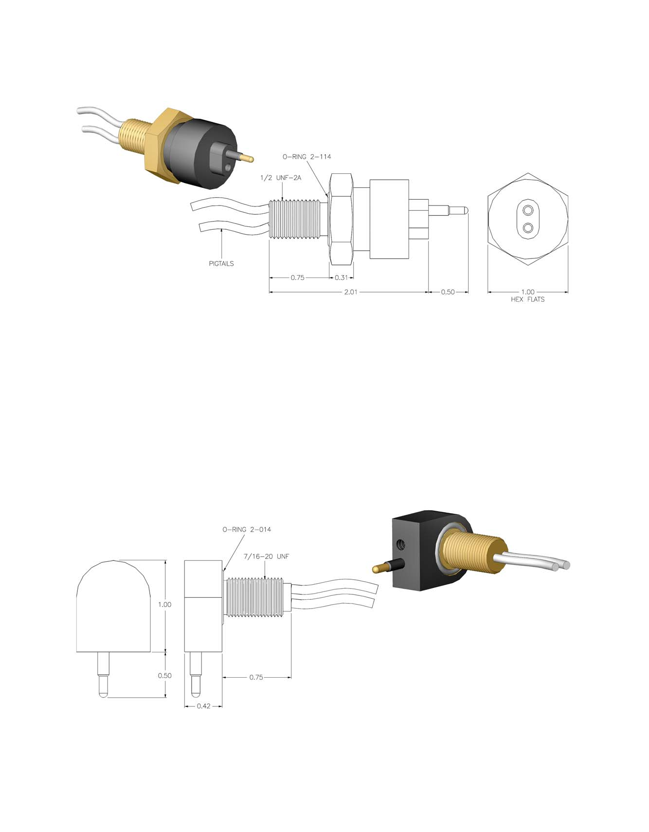 ^iijtbq HERMAPHRODITIC SERIES DIMENSION DETAILS MAW-2-HC-BC ^iijtbq Miniature Hermaphroditic Bulkhead Connector Mates with MAW-2-HC Dummy connector: Optional. Dummy Shorting Plug: Optional.