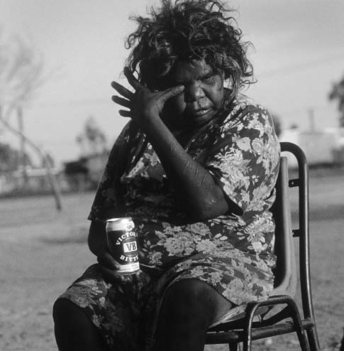 * life expectancy Progress has brought displacement, impoverishment and the destruction of communities to the Aboriginal peoples of Australia.