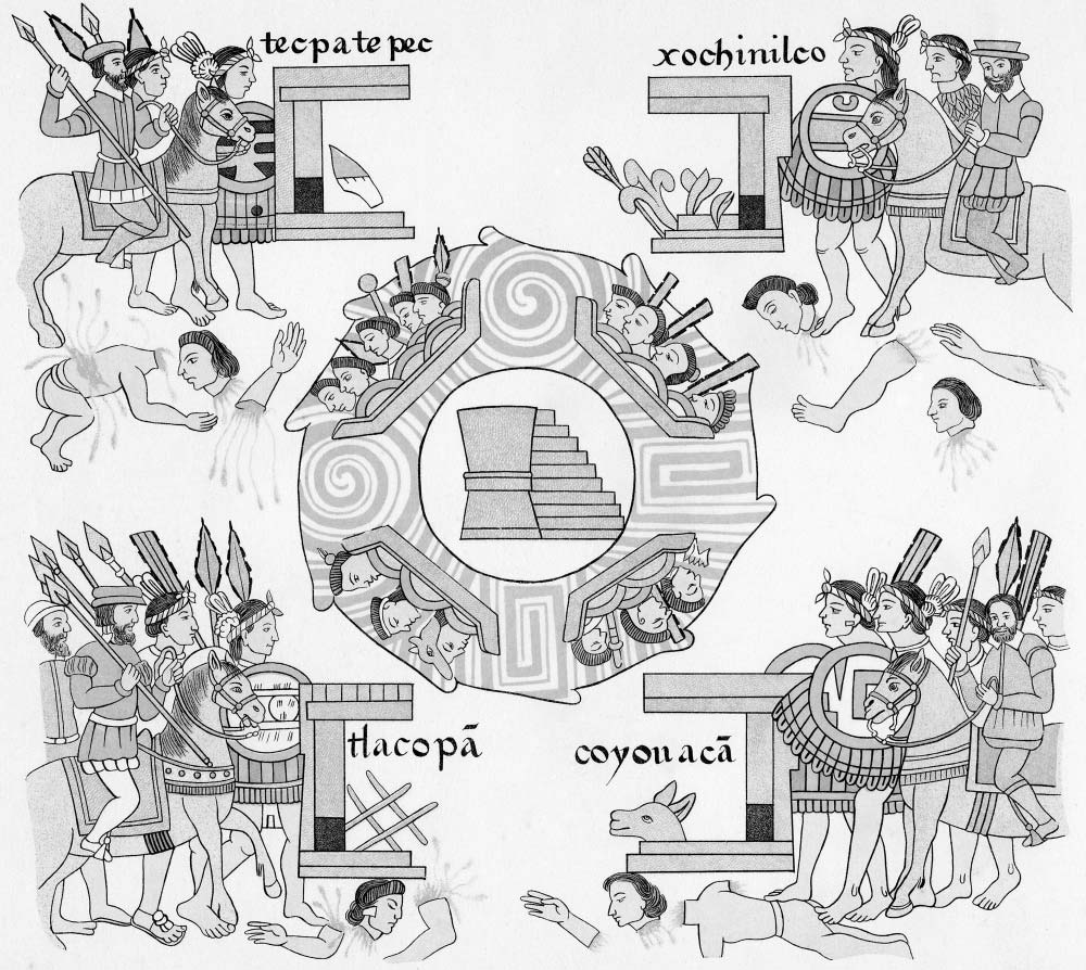 prototype sent by Cortés from Mexico, and that this prototype was of indigenous authorship.