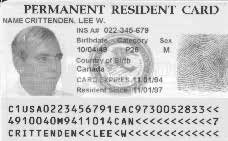 Q A 5. When does my time as a Permanent Resident begin?