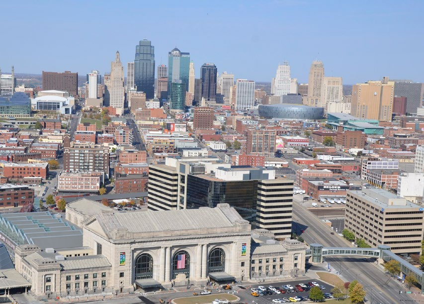 Downtown Kansas City has experienced a rejuvenation as more resources and support