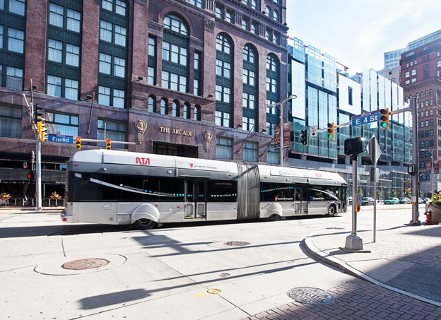Reviving Millionaire s Row: Cleveland s HealthLine BRT system Cleveland s silver-standard BRT corridor, the HealthLine, leveraged more transit-oriented development than any other surface transit