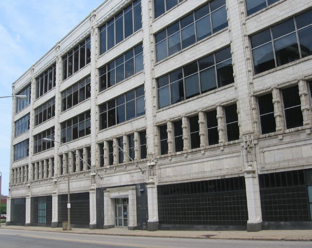 New Market Tax Credits were used to finance the redevelopment of the Middough Building in downtown Cleveland.