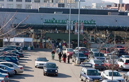 Whole Foods acted as the anchor tenant in East Liberty. ELDI but there was still a gap.
