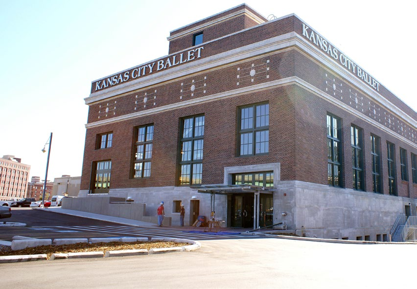 Former manufacturing buildings, like the Todd Bolender Center for Creativity and Dance, have been great opportunities for