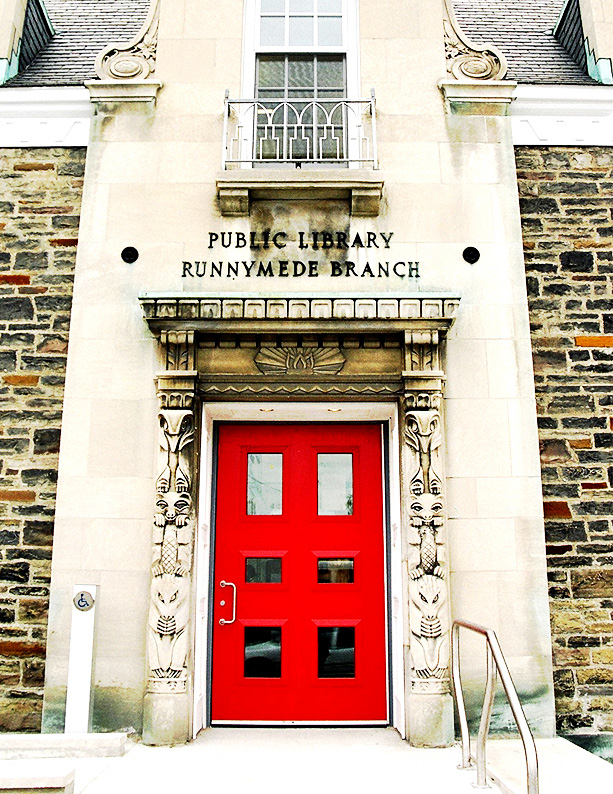 Toronto Public Library provides services and programs that benefit Toronto residents and communities in five major areas: collection use, programs, reference & database services, technology, and