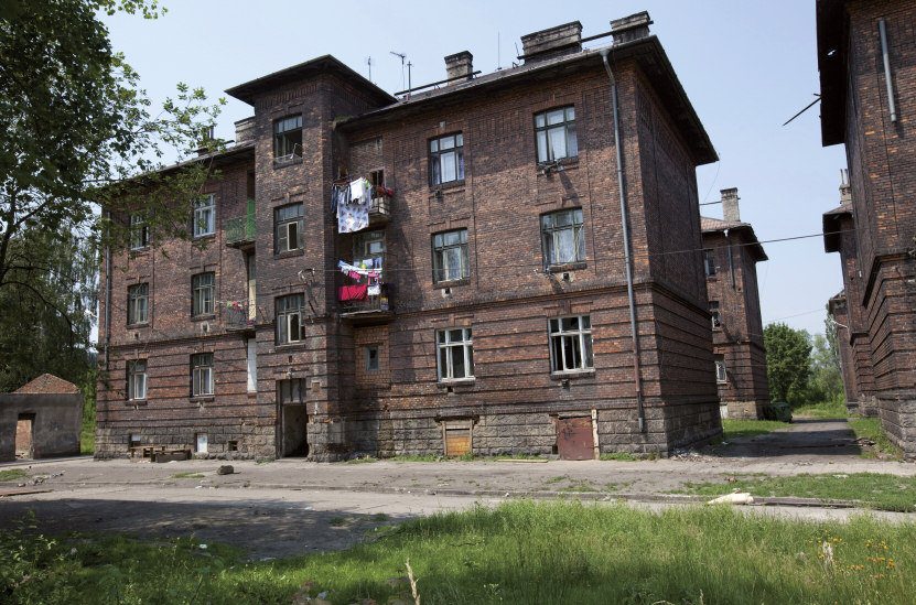 20 FIVE MORE YEARS OF INJUSTICE Přednádraží, a Romani neighbourhood in Ostrava. not be implemented solely by the schools, but a number of other state authorities.