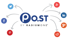 THE RADIUMONE APPROACH TO SOCIAL INSIGHTS AND ACTIVATION Data and delivery should never be separated.