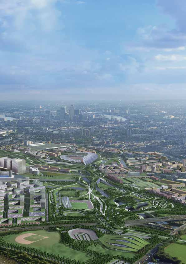 We only have one planet; London 2012 will respect its ecological limits, its cultural