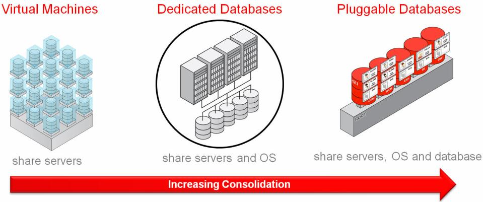 Better Oracle Database Consolidation Consolidation has become a hot topic in the IT industry.