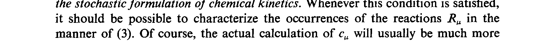 chemical kinetics does not seem to have been widely appreciated.