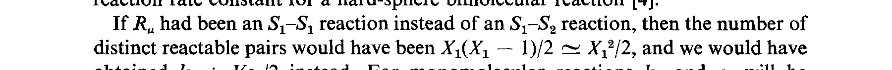 the averages; i.e., it is automatically assumed that (xix?) = (xi)(xj).
