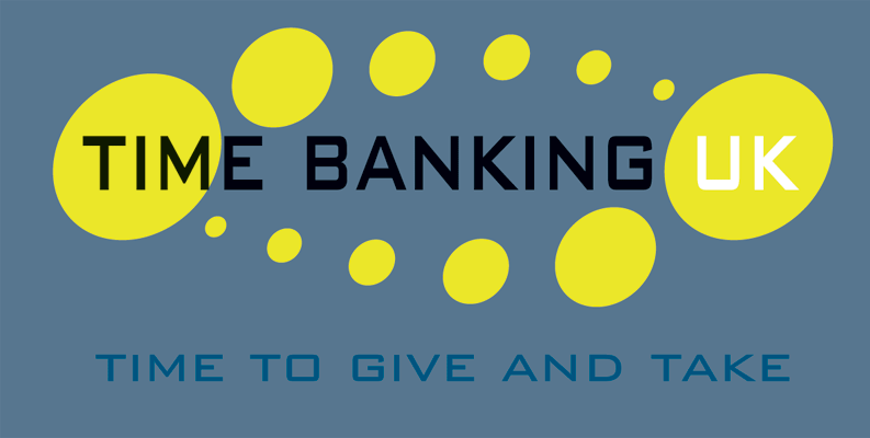 Time Banking UK Time Banking UK is an umbrella charity linking and supporting time banks across the country by providing inspiration, guidance and mutual help.