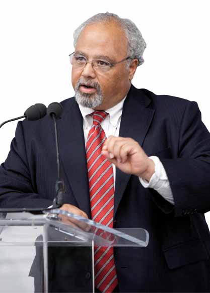 ERIC GOOSBY Ambassador, United States Global AIDS Coordinator ACCESS TO EFFECTIVE TREATMENT WILL HELP END AIDS Treatment is central to achieving an AIDS-free generation.