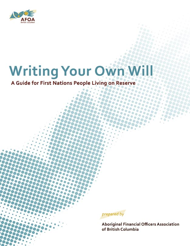 Writing Your Own Will: A Guide for