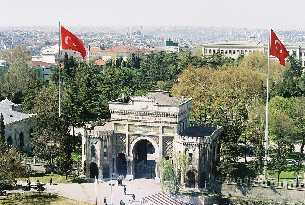 Studying inturkey A Short Guide for Erasmus Students The Centre