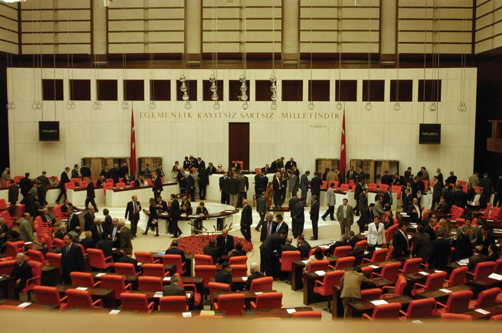 Political Structure Turkey is a parliamentary democratic state with a single chamber.