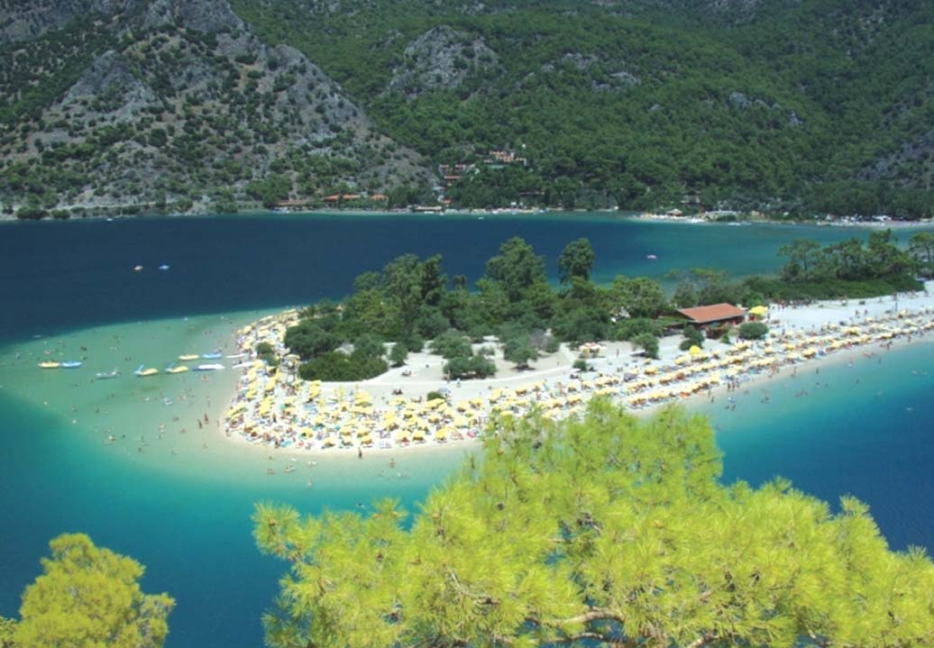 Climate In Turkey, located in the temperature zone, it is possible to enjoy the four seasons and different climates