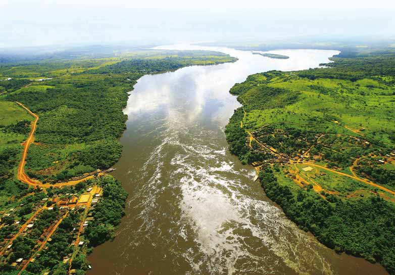 16 HYDRONEWS New projects Belo Monte The largest Brazilian hydropower plant under construction Rio Xingu in the province Para in Brazil After 30 years of studies, the Belo Monte Hydroelectric Complex