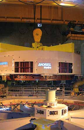 ANDRITZ HYDRO has again proved to be a reliable partner and has strengthened its leading position in the Indonesian Large Hydro market.