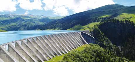 ANDRITZ HYDRO in Ravensburg received this order from Statkraft due to a good concept which, amongst others, includes the client s EDF has awarded ANDRITZ HYDRO an order for six new Pelton runners for
