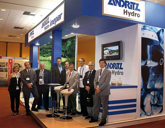 Sept. 20-22, 2011 Rio de Janeiro / Brazil Events HYDRONEWS 35 Booth 204 renewable energy sources.