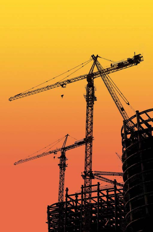 FOUNDATIONS OF CONSTRUCTION ARE LAID IN ANKARA ANKARA IS THE MAIN SUPLIER OF TURKEY REGARDING WORK AND CONSTRUCTION MACHINERY SPARE PARTS SECTOR» 350 companies dealing in the sector (including mining