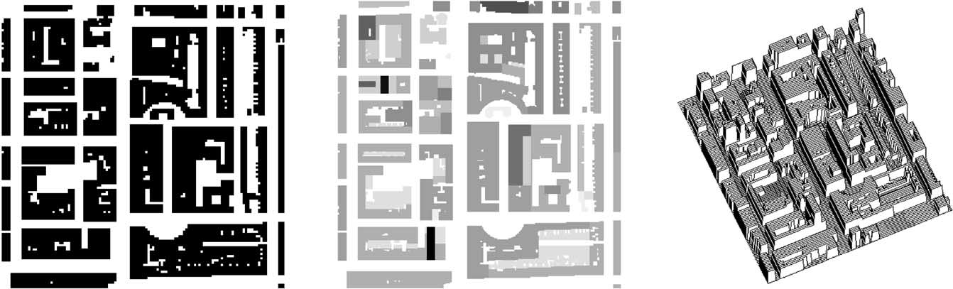C. Ratti et al. / Energy and Buildings 35 (2003) 49 59 51 Fig. 7. Generic urban forms, based on Martin and March [7] and environmentally reviewed by Steemers et al. [5].