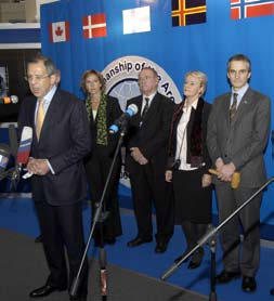 Part 1 A new dimension of Norwegian foreign policy Predictability and a long-term perspective are essential aspects of Norway s High North policy, which is an important part of our foreign policy.