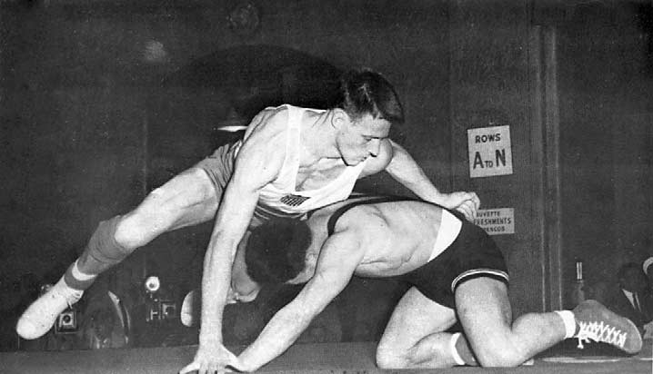 First-round match between Ikeda