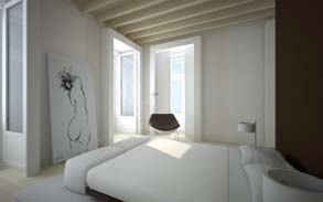And, to guarantee silence, all apartments have sound insulation, particularly reinforced on the façade