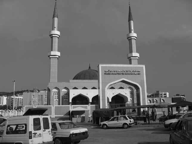 348 Mosques in Europe: Why a solution has become a problem or not the article s content actually problemizes this issue in the context of the King Fahd Mosque.