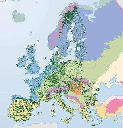 Natura 2000 Financing Annual costs EU: approx. 6 billion EUR (>26.