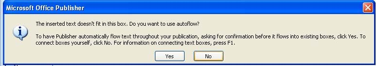 Publisher allows you fine control over how your text appears. The Font Selection box shows you font choices available on your computer and what each font will look like. But that s not all.