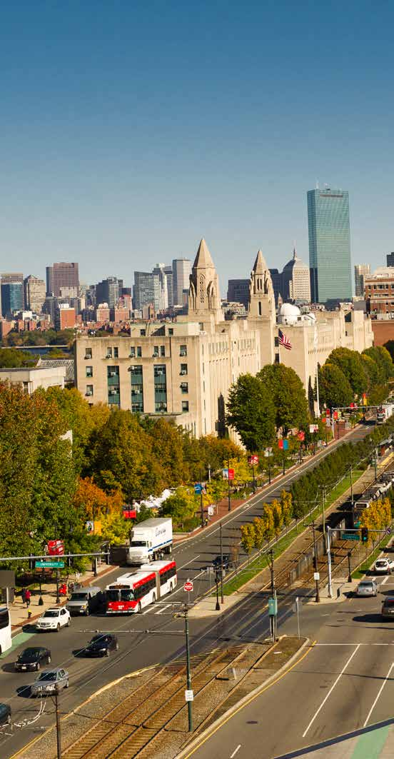 Boston University Center for English Language & Orientation Programs 890 Commonwealth Avenue, 2nd Floor Boston, MA 02215 USA As part of BU Global Programs, CELOP works closely with academic and