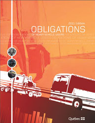 Guide Obligations of Heavy Vehicle Users