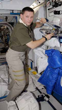 Astronauts are well aware of the risks involved in space travel.