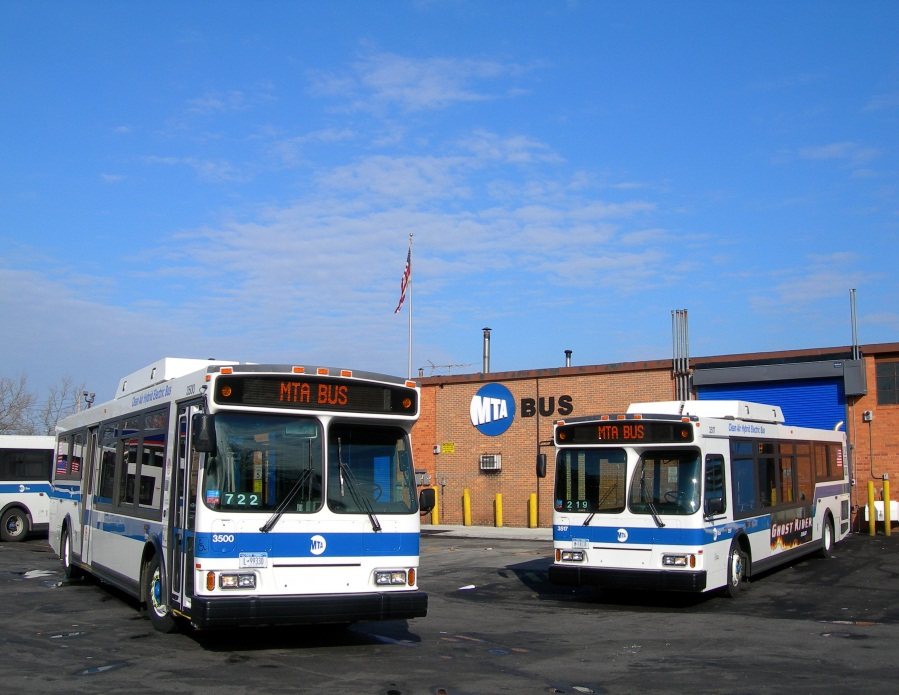 The MTA Bus Company was created in 2004 to assume the operations of seven private bus companies that had provided bus services under franchise agreements with the City of New York.