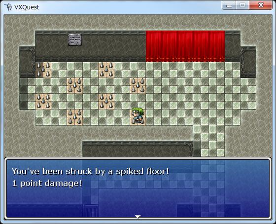 Level 15: Creating a Puzzle Welcome to Level 15 of the RPG Maker VX Introductory Course. In Level 14 we drew the map for the Good King s Lair and then set some traps.