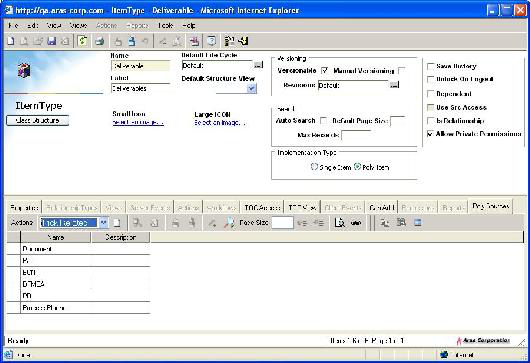 Online Help: Program Management 8.1 PolyItem Setup In Program Management, the Deliverable Item is defined as a PolyItem.