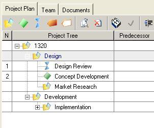 Program Management Items WBS WBS is defined as Work Breakdown Structure.