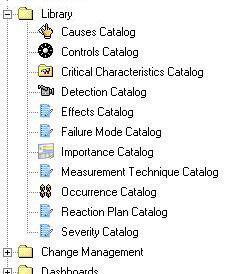 System Configuration 7. Save the new item, and exit. You should see the new catalog appear in the Library folder, like this: 8.