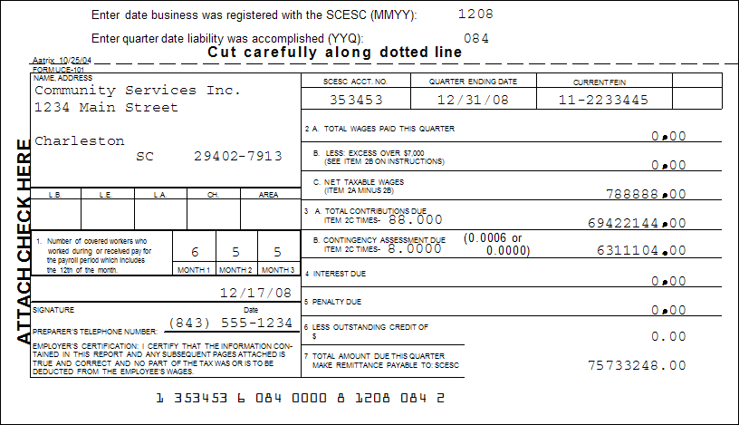 78 C HAPTER 13. When you click Agree, the My Copy screen appears displaying a preview of your copy of the report. 14. Click Print to print a copy for your records.