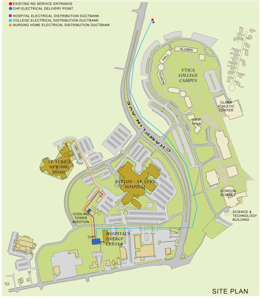 LEGAL AND REGULATORY FRAMEWORK Figures and Tables Map of New York s Burrstone Energy Center Figure A1: Map of Burrstone Microgrid Area Source: Microgrids: An Assessment of the Value, Opportunities,
